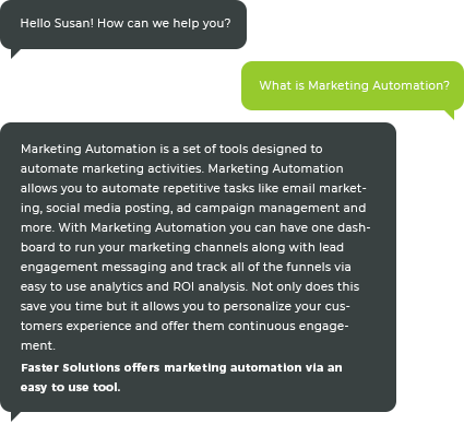 Learn more about Marketing Automation from your local Digital Marketing Agency.
