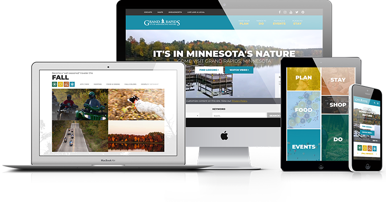 Digital Marketing & Website Development in Duluth, MN