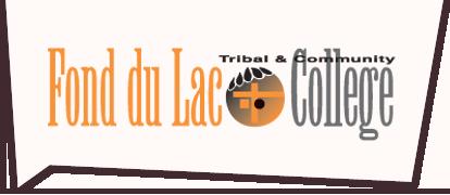 Fond du Lac Tribal and Community College Logo
