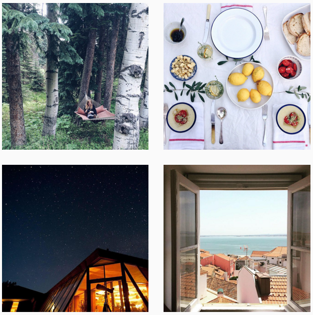 @airbnb Instagram Feed
