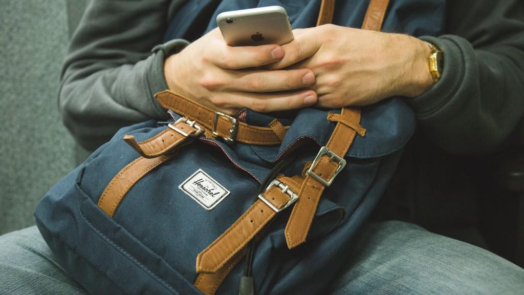 browsing internet on smartphone