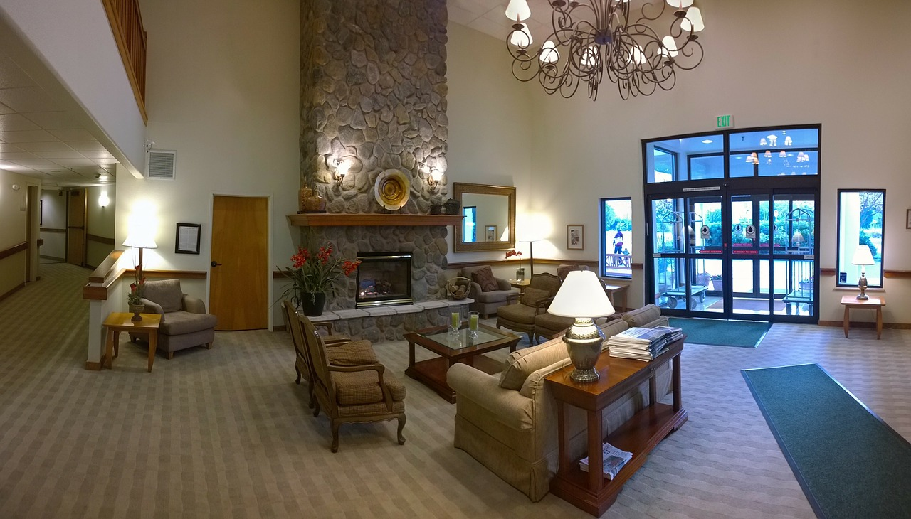 Duluth Hotel Lobby