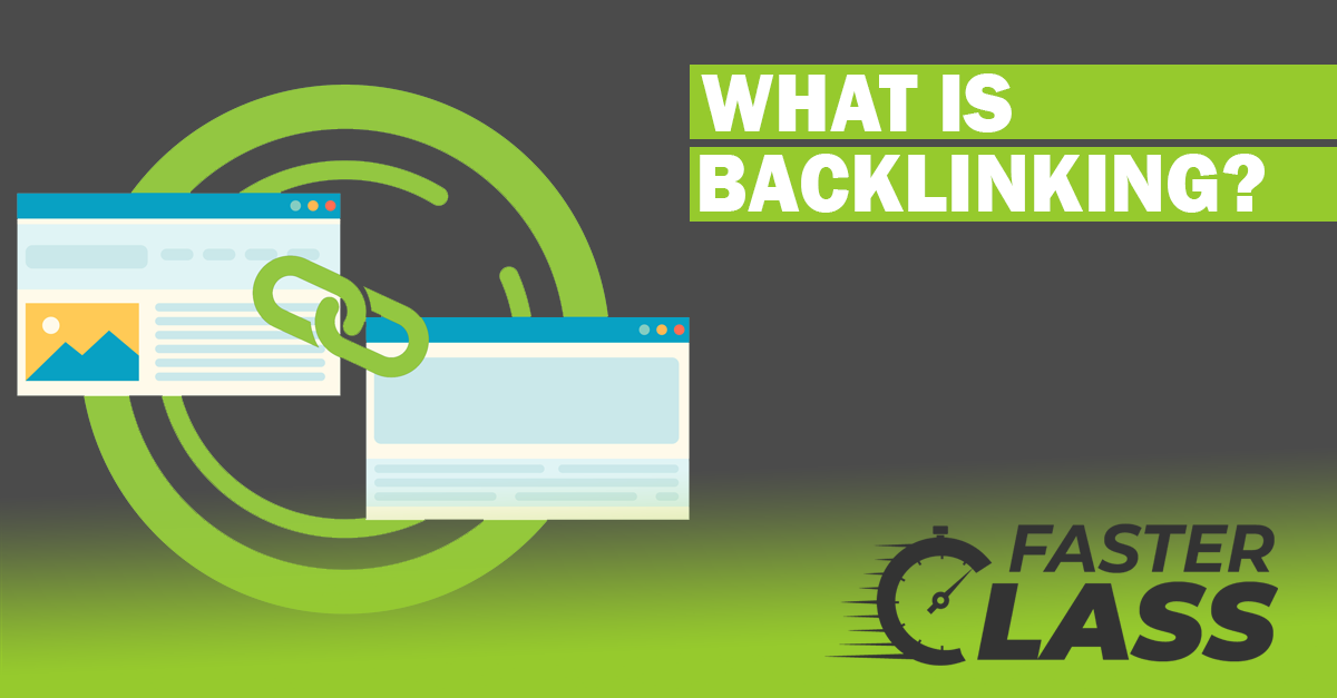 What is Backlinking